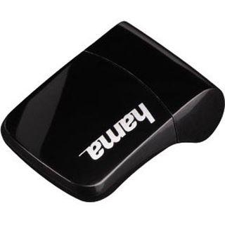 64 GB Hama FlashPen Jelly schwarz USB 2.0