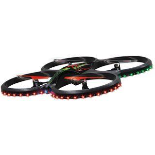 Jamara Quadrocopter 4Kanal Flyscout 2,4 GHz Kompass/LED/Kamera
