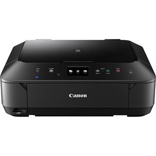 Canon PIXMA MG6650 schwarz Tinte Drucken/Scannen/Kopieren Cardreader/LAN/USB 2.0/WLAN