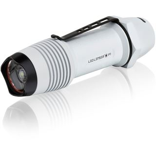 Zweibrüder LED Lenser F1 weiß