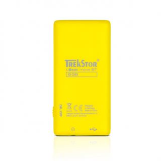 TrekStor i.Beat move BT 8GB gelb