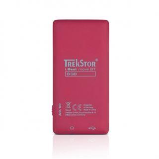 TrekStor i.Beat move BT 8GB rot