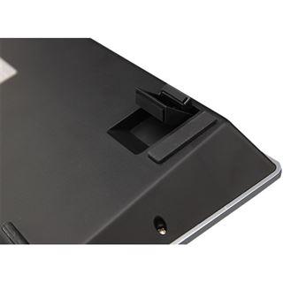 Ducky Legend CHERRY MX Brown USB Deutsch silber (kabelgebunden)