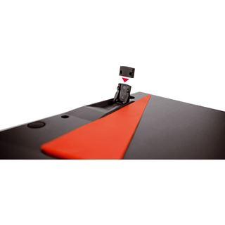 CHERRY MX-Board 3.0 MX-Red US USB Englisch (US) schwarz (kabelgebunden)