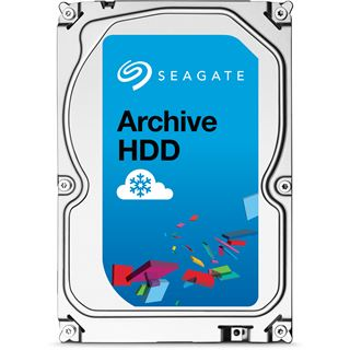 "8000GB Seagate Archive HDD v2 ST8000AS0002 128MB 3.5"" (8.9cm) SATA 6Gb/s"
