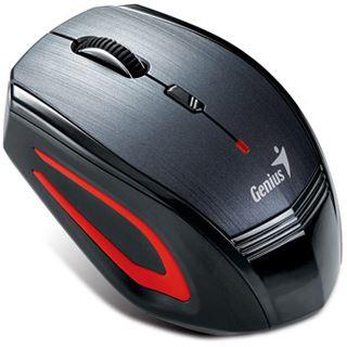 Genius NX-6550 USB grau (kabellos)