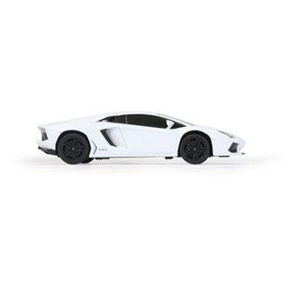 Jamara Lamborghini Aventador JAM 1:24 40 MHz weiß