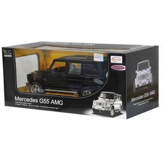 Jamara Mercedes G55 AMG JAM 1:14 27 MHz schwarz