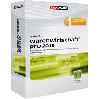Lexware Warenwirtschaft Pro Netzwerkversion 2015 32/64 Bit Deutsch Finanzen Vollversion PC (CD)