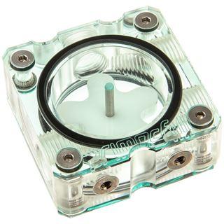 PrimoChill Vortex Flow Indicator clear - flaschengrün