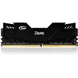 16GB TeamGroup Dark Series schwarz DDR4-2666 DIMM CL15 Quad Kit