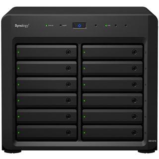 Synology DX1215 12 Bay Expansion Unit für DS3615XS / 12XS / 11XS / 2413+ / 2015XS