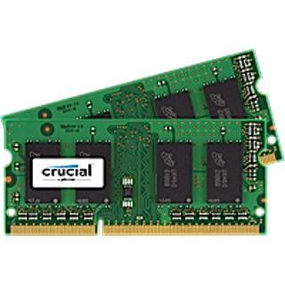 16GB Crucial CT2KIT102464BF160B DDR3L-1600 SO-DIMM CL11 Dual Kit