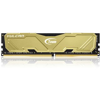 16GB TeamGroup Vulcan Series gold DDR4-3000 DIMM CL16 Quad Kit