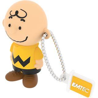 8 GB EMTEC Peanuts M700 Charlie Brown Figur USB 2.0