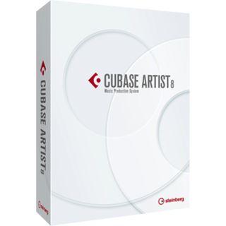 Steinberg Cubase Artist 8 32/64 Bit Deutsch Vollversion