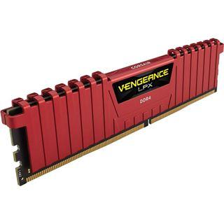 32GB Corsair Vengeance LPX rot DDR4-2400 DIMM CL14 Quad Kit
