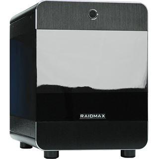Raidmax Atomic mit Sichtfenster Mini-ITX ohne Netzteil schwarz