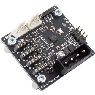 Aqua Computer farbwerk USB/Bluetooth RGB-Controller für LED-Strips (53171)