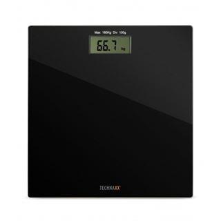 Technaxx Smart Fitness Waage Elegance TX-41 schwarz
