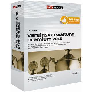 Lexware Vereinsverwaltung premium 2015
