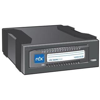 Tandberg Data RDX Externes Laufwerk USB 3.0