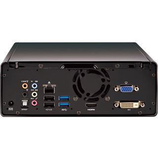 Asrock Mini PC Q1900D/B 4GB D3 500GB HDD