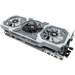 4GB KFA2 GeForce GTX 970 Hall Of Fame Aktiv PCIe 3.0 x16 (Retail)