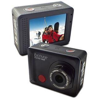 Denver ACT-5002 Full HD Action Cam inkl. wasserdichtes Gehäuse