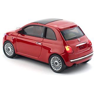 Pawas Trading GmbH Click Car Fiat 500 USB rot (kabellos)