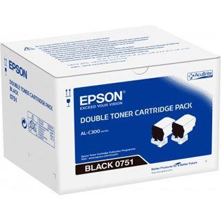 Epson Workforce AL-C300 schwarz