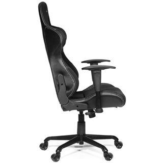 Arozzi Torretta XL Gaming Chair, Stoff - schwarz