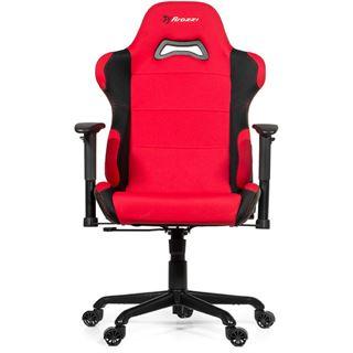 Arozzi Torretta XL Gaming Chair, Stoff - rot