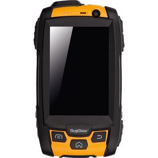 RugGear RG500 Dual-Sim 4 GB schwarz/gelb