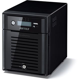Buffalo TeraStation TS6500DWR 16 TB (4x 4000GB) WD Red