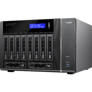 QNAP Turbo Station TVS-EC1080+ ohne Festplatten