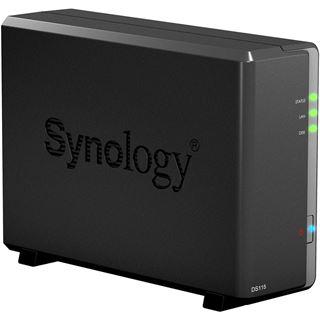 Synology DiskStation DS115 ohne Festplatten