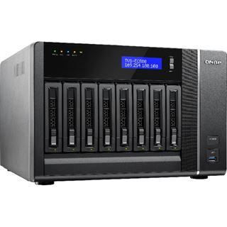 QNAP Turbo Station TVS-EC880 8GB ohne Festplatten