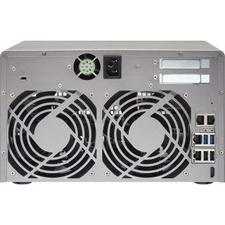 QNAP Turbo Station TVS-871-i3-4G ohne Festplatten