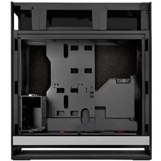 Silverstone Fortress FT05 mit Sichtfenster gedämmt Midi Tower ohne Netzteil schwarz