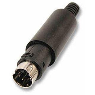 Good Connections 8-pol Mini DIN Stecker Lötversion