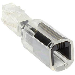 Good Connections Telefonhörerkabel-Entwirrer transparent-schwarz