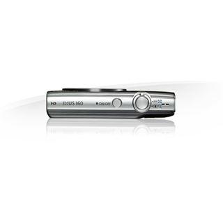 Canon Digital Ixus 160 silber 20 Megapixel Auflösung, 1/2,3 Zoll Bildsensor silber