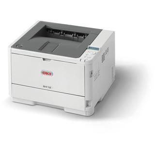 OKI B412dn S/W Laser Drucken LAN/USB 2.0