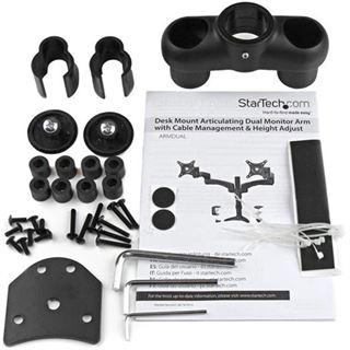 Startech TS746 Tischhalterung schwarz