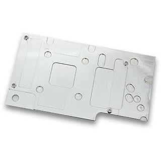 EK Water Blocks FC970 GTX nickel Backplate für GTX970 (3831109869444)