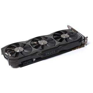 4GB ZOTAC GeForce GTX 970 AMP! Extreme Core Edition Aktiv PCIe 3.0 x16 (Retail)
