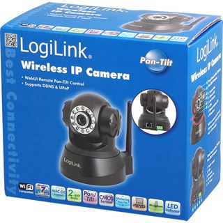 LogiLink WLAN IP Kamera WC0030