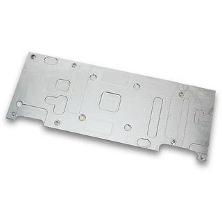EK Water Blocks FC970 GTX WF3 nickel Backplate für GTX970 (3831109830314)