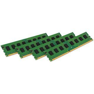 32GB Kingston DDR3L-1600 ECC DIMM CL11 Quad Kit